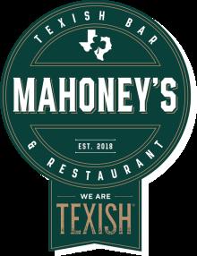 mahoneys-logo-texish