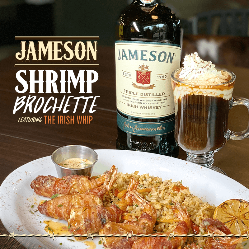 Jameson Shrimp Brochette web-mobile